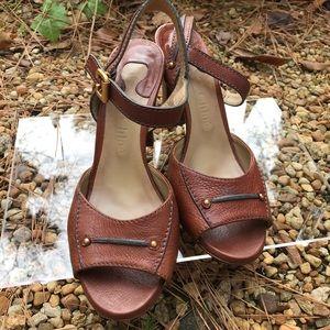 CHLOE Stacked Heel